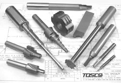 Tosco Tool Specialty Company Manufacturer of Carbide Cutting Tools